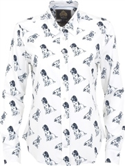 Toggi Clothing Toggi Ladies Jourdan Dog Print Shirt