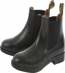 Weatherbeeta Saxon Action Child Jodhpur Boots