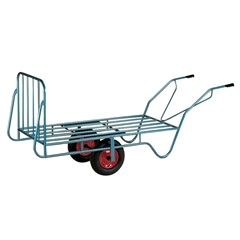 Stubbs England Stubbs Bale and Feed Trolley