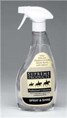 Supreme Products Spray n Shine
