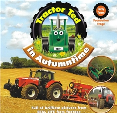 Tractorland Tractor Ted Book Early Years Foundation Stage