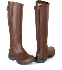 Toggi Clothing Toggi Carlton Childrens Long Leather Riding Boot