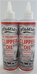 Wolseley Clipper Oil 250ml