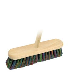 Wolseley Medium/Stiff Rio 10 inch Broom