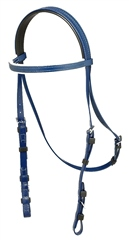 Zilco Racing Zilco Padded Race Bridle