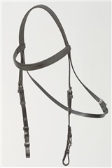 Zilco Racing Zilco Exercise Bridle 16mm Cheek
