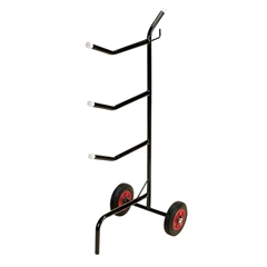 Stubbs England Stubbs Saddle and Bridle Trolley