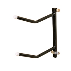 Stubbs England Stubbs Removable Clip-on Saddle Rack - Twin Arm