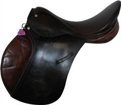 Second Hand Hastilow General Purpose Saddle 16 inch Medium Wide