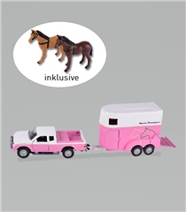 Unbranded Horse Trailer Play Set