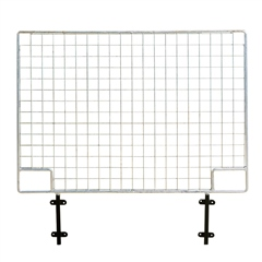 Stubbs England Stubbs Galvanised Mesh Top Door Grid