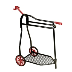 Stubbs England Stubbs Collapsable Tack Trolley
