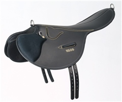 Zilco Racing Zilco Monte Trot Saddle, 1.6kg