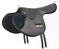 Zilco Racing Zilco Monte Soft Seat Trot Saddle 3.1Kg