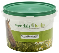 Wendals Herbs Special Respiration