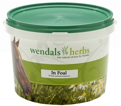 Wendals Herbs In Foal
