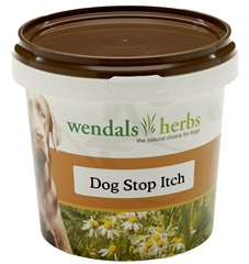 Wendals Herbs Dog Stop Itch 250g
