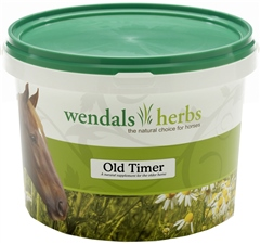 Wendals Herbs Old Timer