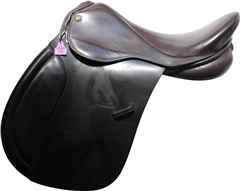 Second Hand Oakland GP Saddle Brown 17.5 inch Narrow Medium width