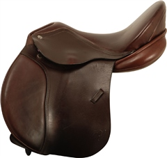Second Hand St. Raphael Sellier GP Saddle Brown 16 inch Wide