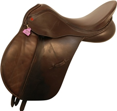 Second Hand Albion Legend GP Saddle Brown 17 inch Medium Width
