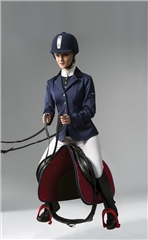 Equi-Theme Soft Colour Competition Jacket