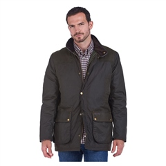 Barbour Hartlington Waxed Jacket