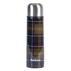 Barbour Tartan Insulated Flask