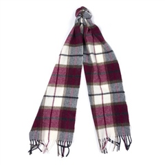Barbour Derwent Check Scarf