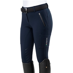 Equiline Womens Knee Grip Breeches