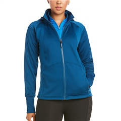 Ariat Ladies Wilde Full Zip Sweatshirt