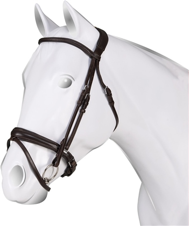 Acavallo Primavera Leather Bridle  - Click to view a larger image