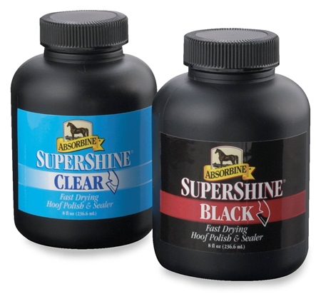 Absorbine Super Shine Hoof Polish  - Click to view a larger image