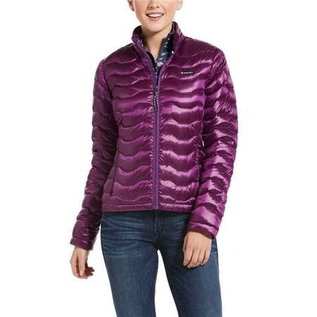 Ariat Ladies Ideal 3.0 Down Jacket  - Click to view a larger image