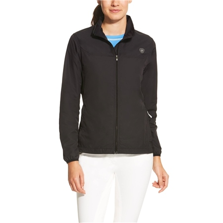 Ariat Ladies Ideal Windbreaker Jacket  - Click to view a larger image