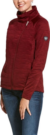 Ariat Ladies Vanquish Full Zip Jacket  - Click to view a larger image