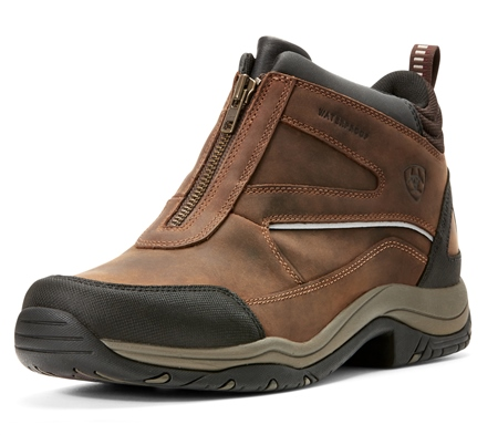 Ariat Mens Telluride Zip H20 Boot  - Click to view a larger image