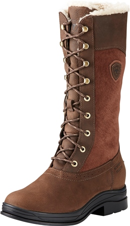 Ariat Ladies Wythburn H2O Insulated Country Boots  - Click to view a larger image