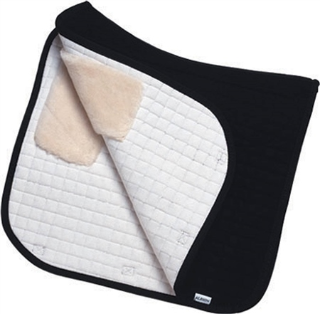 Albion Dressage Wool Lined Saddle Cloth  - Click to view a larger image