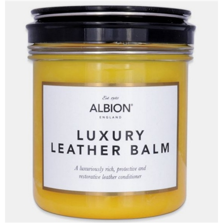 Albion Swiss Formula Leather Balm  - Click to view a larger image