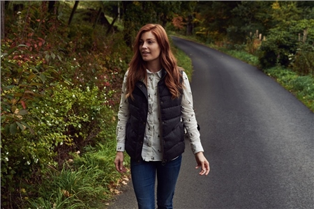 Barbour Meadow Ladies Gilet  - Click to view a larger image