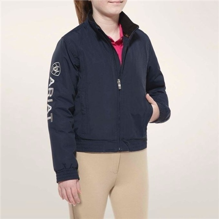 Ariat Youth Team Stable Jacket  - Click to view a larger image