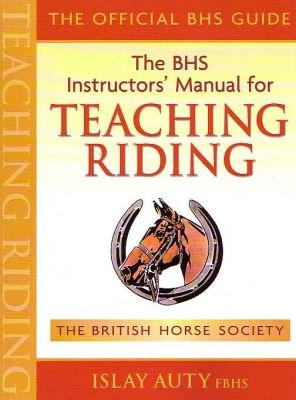 Blackbeard Books Teaching Riding  - Click to view a larger image