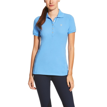 Ariat Ladies Prix Polo Shirt  - Click to view a larger image