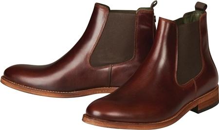 Barbour Mens Bedlington Chelsea Boots  - Click to view a larger image