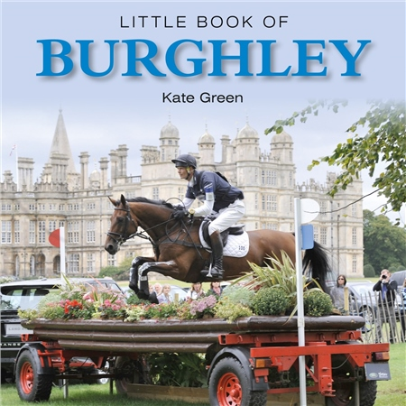 Blackbeard Books Little Book Of Burghley  - Click to view a larger image