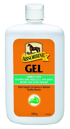 Absorbine Gel Embrocation  - Click to view a larger image