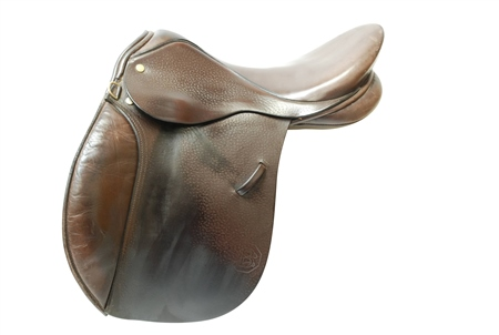 Second Hand Barnsby GP Saddle Brown 16 inch Medium  - Click to view a larger image