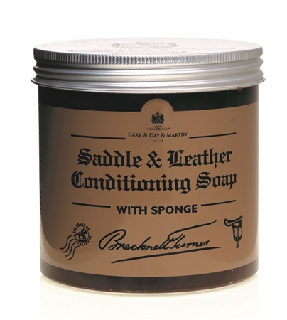 Carr Day and Martin Brecknell Turner Saddle Soap  - Click to view a larger image