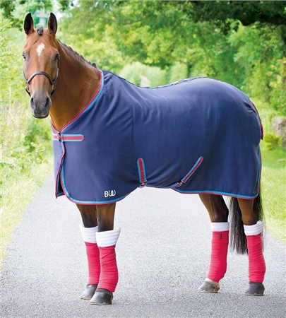 Bridleway Jersey Cooler Rug  - Click to view a larger image